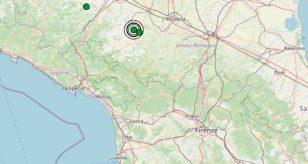 Terremoto in Emilia Romagna oggi