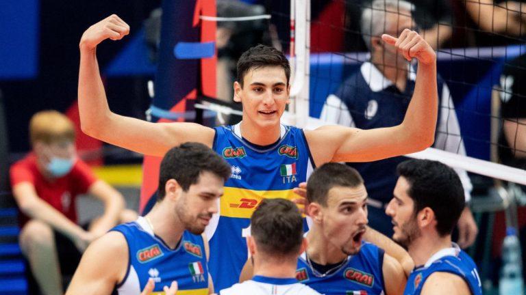Italia-Serbia, semifinale Europei 2021 volley maschile: orario tv e info match   Meteo Katowice 18 settembre