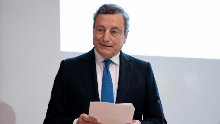 """Clima, l'appello di Draghi sul riscaldamento globale: """"Stiamo venendo meno alle promesse"""". Cosa succede"""