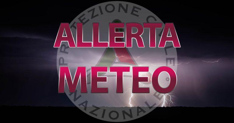 METEO – MALTEMPO NO STOP, altre PIOGGE e TEMPORALI in arrivo: scatta l'ALLERTA della Protezione Civile