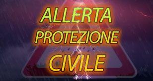 METEO - MALTEMPO NO STOP con PIOGGE e TEMPORALI: scatta l'ALLERTA della Protezione Civile, ecco dove
