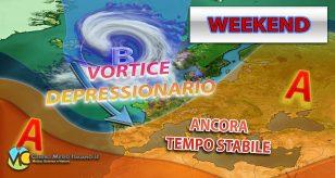 METEO - Tempo perlopiù STABILE in ITALIA nel WEEKEND, ma occhio a INSIDIA MALTEMPO, i dettagli
