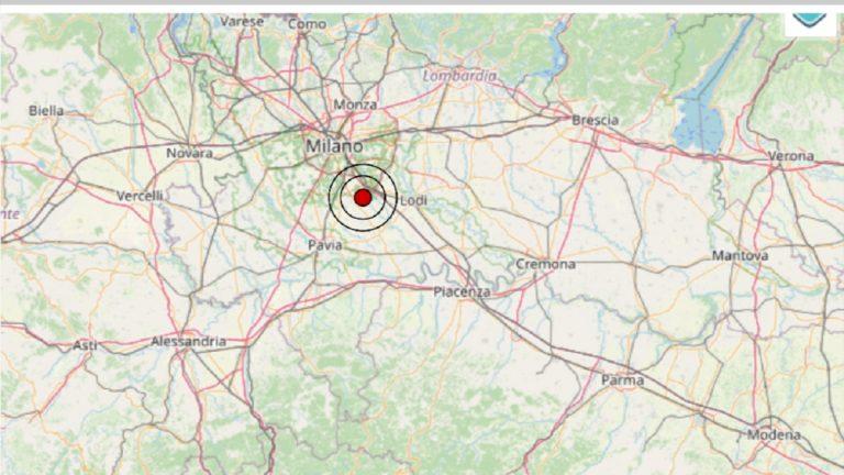 Terremoto in Lombardia oggi, 12 ottobre 2021: scossa M 3.0 in provincia di Pavia | Dati INGV