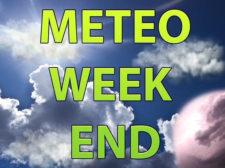 METEO – WEEKEND, ANTICICLONE in spinta, ma persiste qualche nota di MALTEMPO, ecco dove