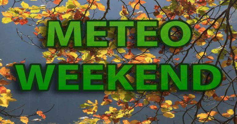METEO WEEKEND – Molte nubi in transito in ITALIA con PIOGGE intense e TEMPORALI su alcune regioni. La TENDENZA