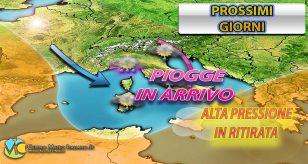METEO - L'AUTUNNO si risveglia dal letargo e l'ITALIA torna nel mirino del MALTEMPO, ecco i dettagli