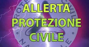 METEO - Fronte di MALTEMPO in AZIONE, scatta l'ALLERTA della Protezione Civile, ecco dove