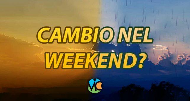 Cambio nel weekend con maggiore stabilità al nord e maltempo al sud - Centro Meteo Italiano
